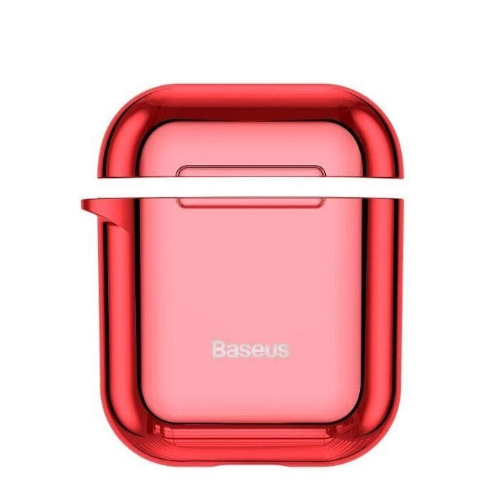 Baseus Shining Hook Case For AirPods 1/2nd Generation - Red