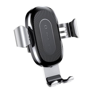 Baseus Wireless Charger Gravity Car Mount - Black Android