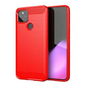 Bumper Case For Google Pixel 4a 5G - Red
