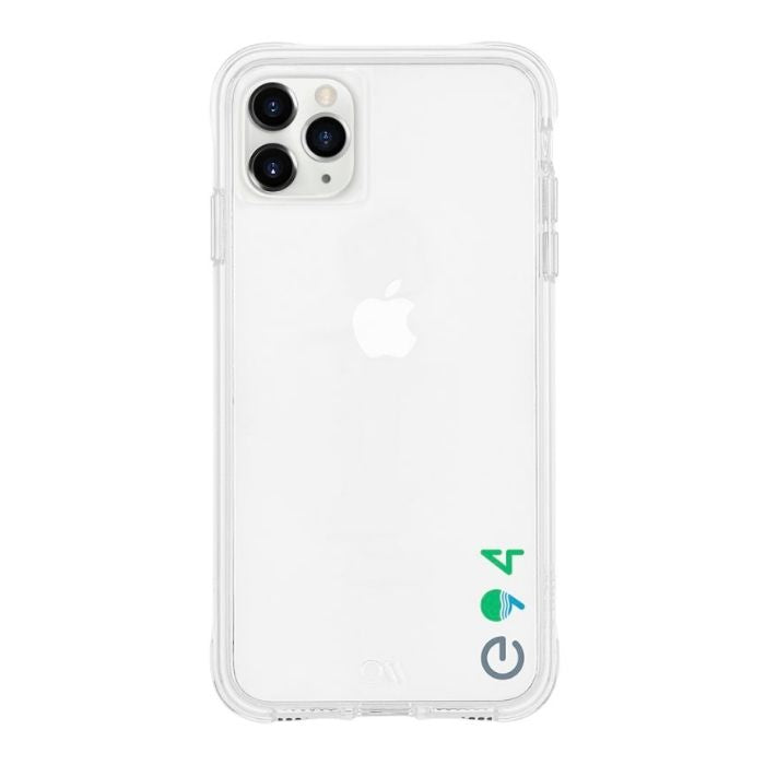 Case-Mate Eco Tough Case For iPhone 11 Pro Max - Clear