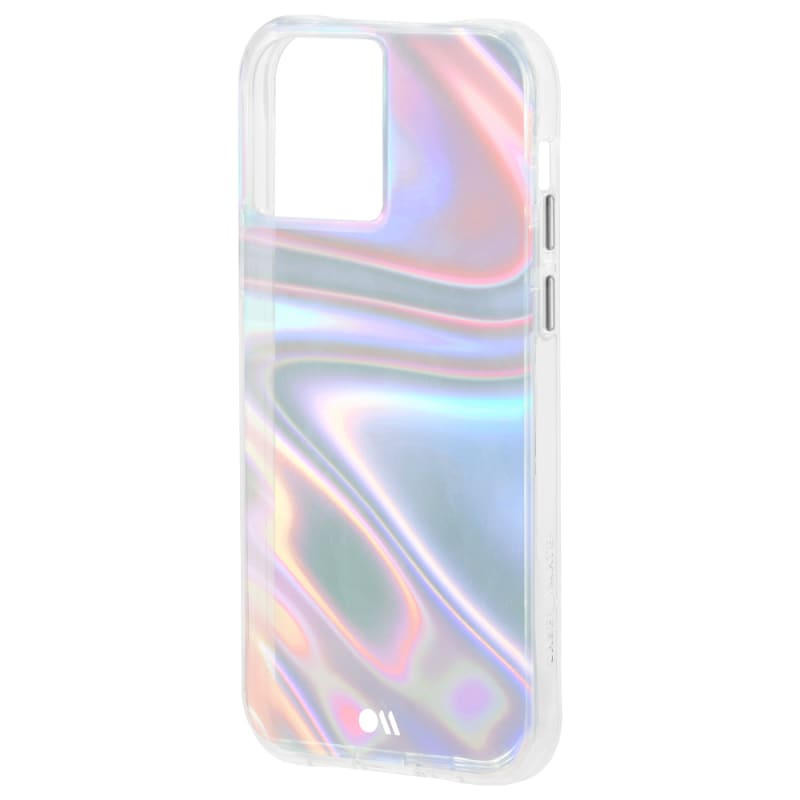Case-Mate Soap Bubble Case For iPhone 12 Pro Mini - Stardust Apple