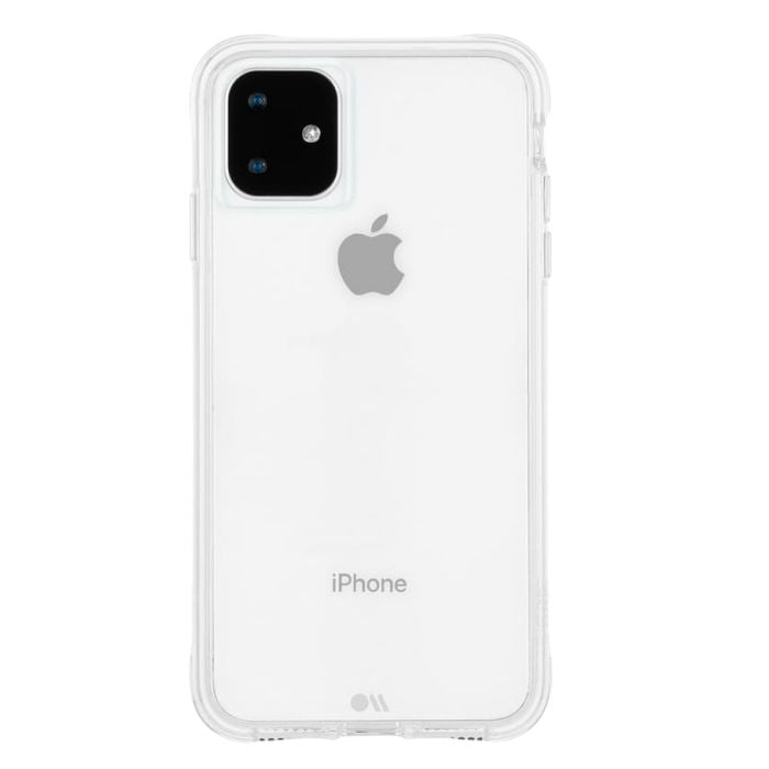 Case-Mate Tough Clear Case For iPhone XR/11 - Clear