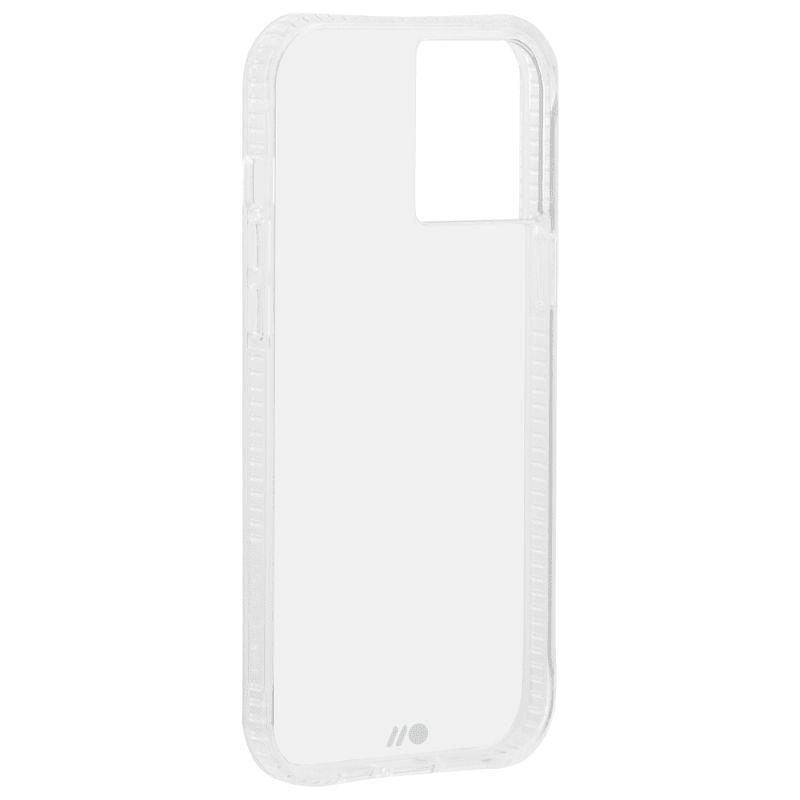 Case-Mate Tough Clear Plus Case For iPhone 12 Mini - Clear front