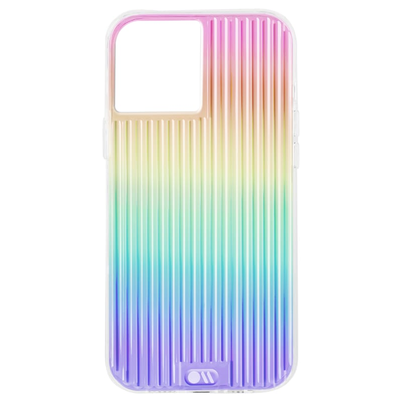 Case-Mate Tough Groove Case For iPhone 1212 Pro - Iridescent Apple