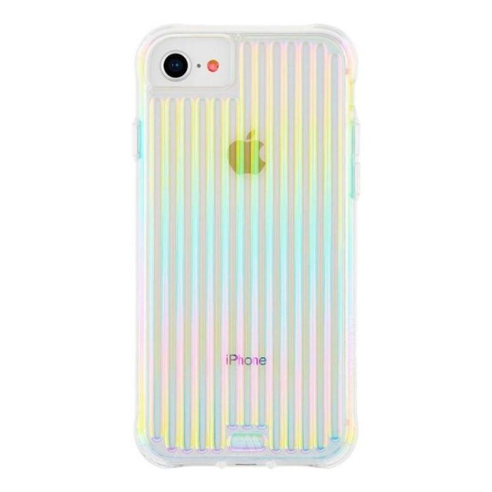 Case-Mate Tough Groove Case For iPhone 6/6s/7/8/SE 2020 - Iridiscent