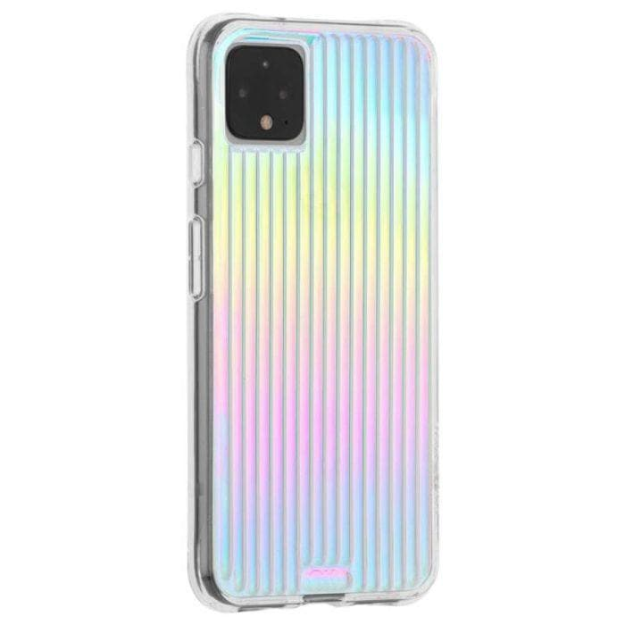 Case-Mate Tough Groove For Google Pixel 4 XL - Iridescent