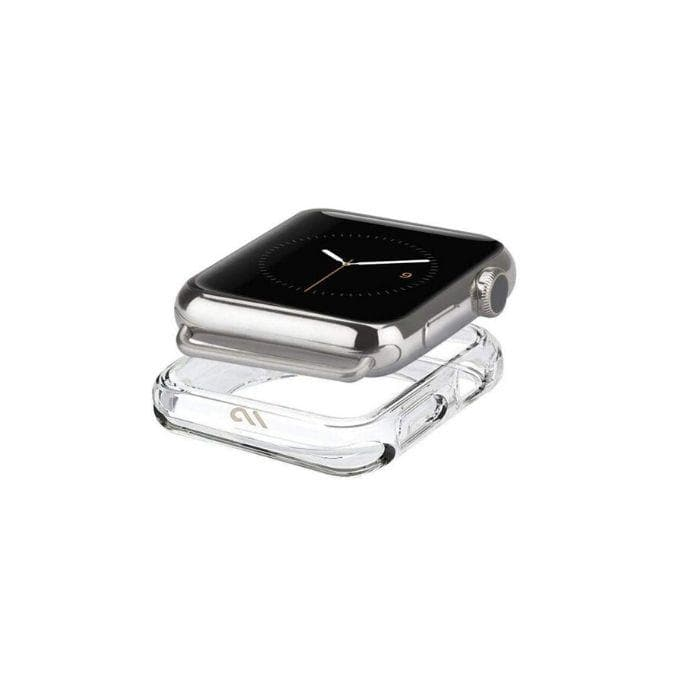 Case-Mate Tough Naked Bumper for Apple Watch - 42-44mm