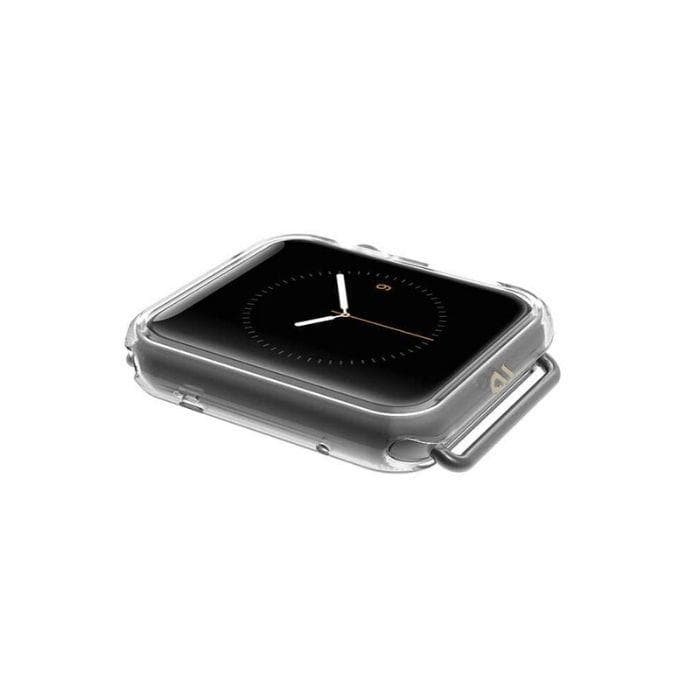 Case-Mate Tough Naked Bumper for Apple Watch - 42-44mm side