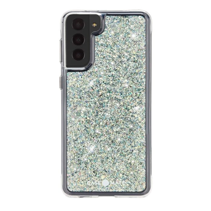 Case-Mate Twinkle Case For Galaxy S21 - Stardust