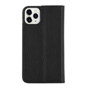 Case-Mate Wallet Folio Case For iPhone 11 Pro Max - Black