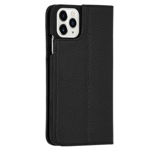 Case-Mate Wallet Folio Case For iPhone 11 Pro Max - Black side