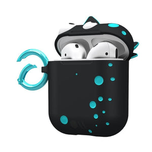 Case-Mate CreaturePod Case for Air Pods 1 & 2 - Spike Harmless open