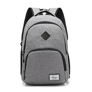 Casual Backpack with USB Charging Port iPhone