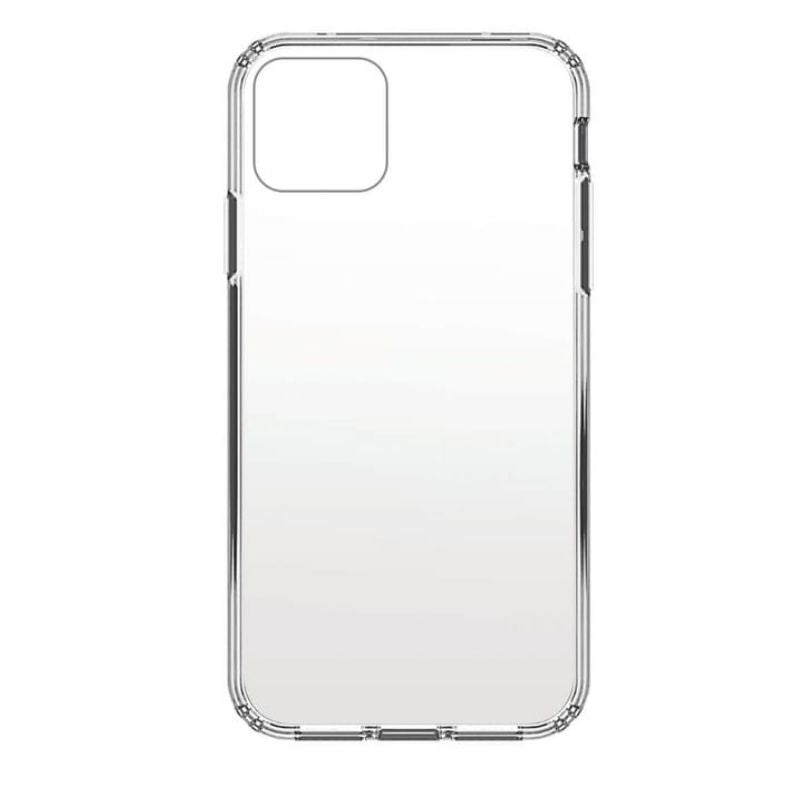 Cleanskin ProTech PC/TPU Case for iPhone 12/12 Pro - Clear