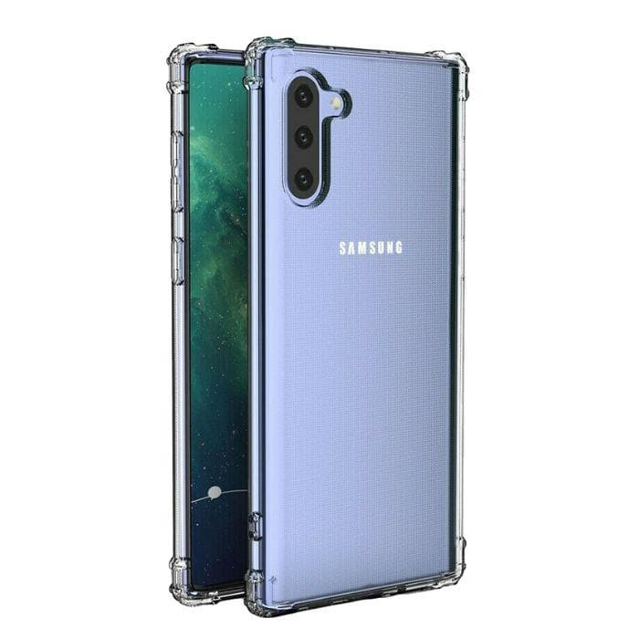 Clear Jelly Case for Samsung Galaxy Note 10