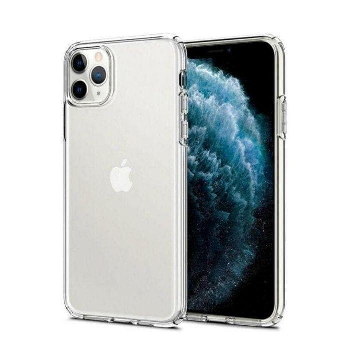 Clear Jelly Case for iPhone 11 Pro Apple