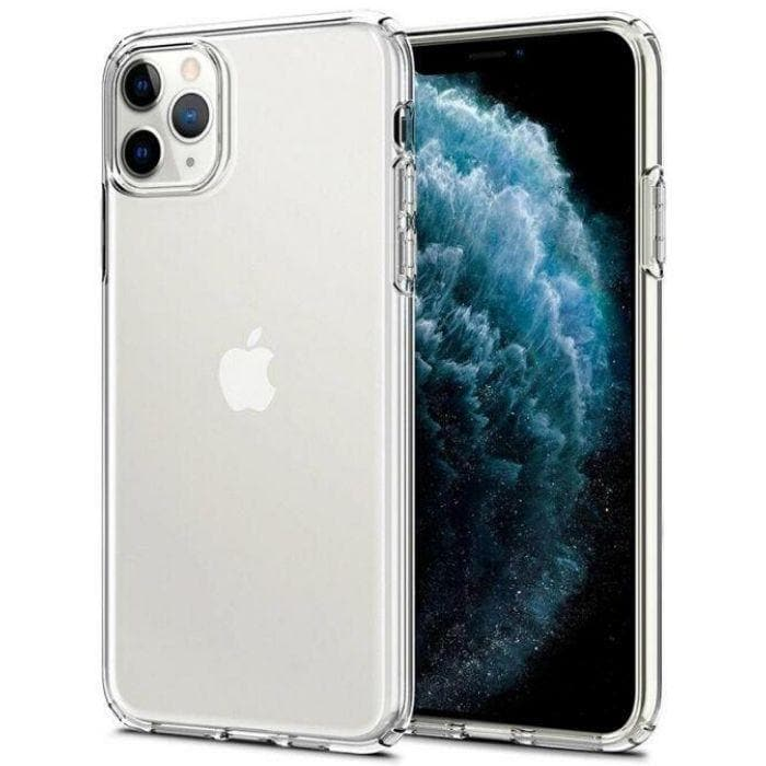 Clear jelly case for iPhone 11 Pro Max protector