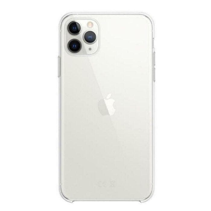 Clear Jelly Case for iPhone 11 Pro