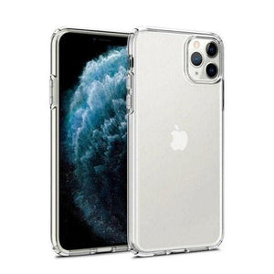 Clear Jelly Case for iPhone 12 Max / 12 Pro