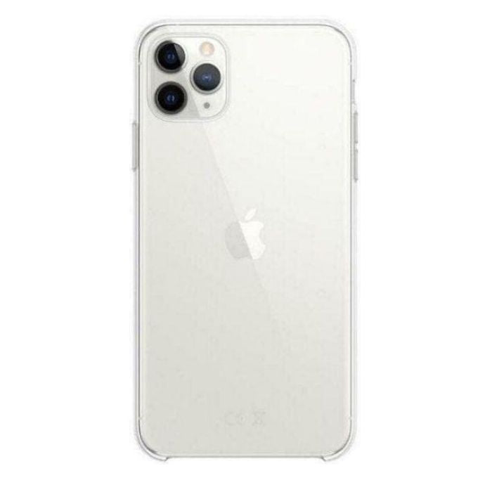 Clear Jelly Case for iPhone 12/12 Pro