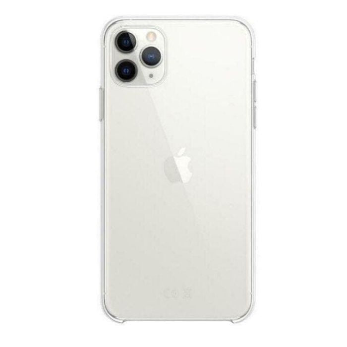 Clear Jelly Case for iPhone 12