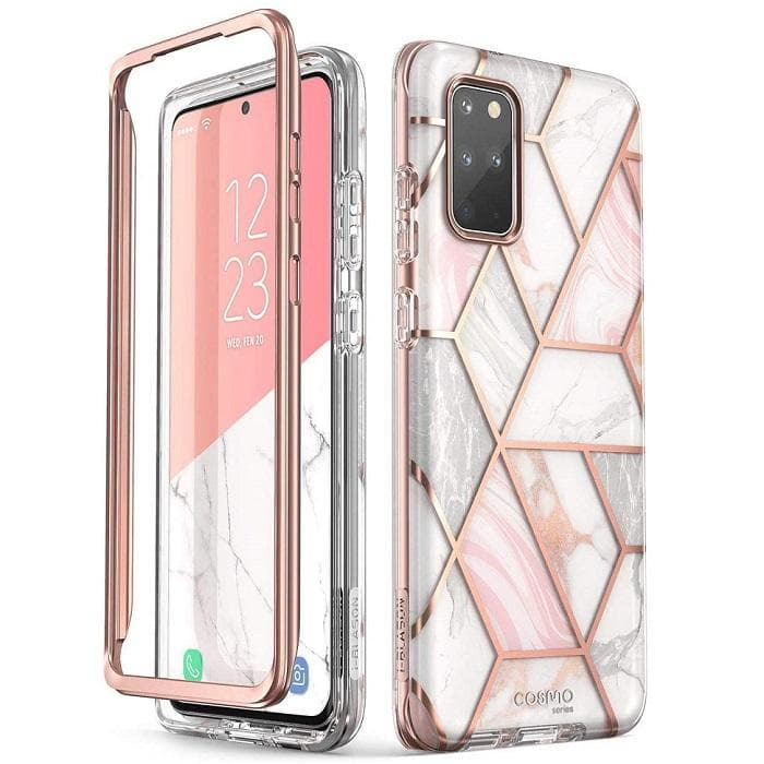 Cosmo Case for Samsung S20 Plus - Marble