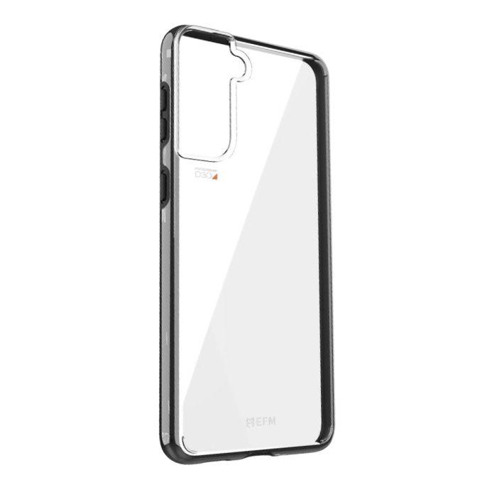 EFM Alta Case Armour with D3O Signal Plus for Galaxy S21 Plus - Clear/Grey