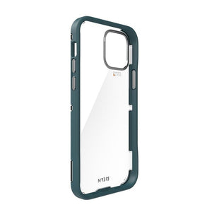 EFM Cayman Case Armour 5G Signal Plus for iPhone 12/12 Pro - Mediterranea/Space Grey