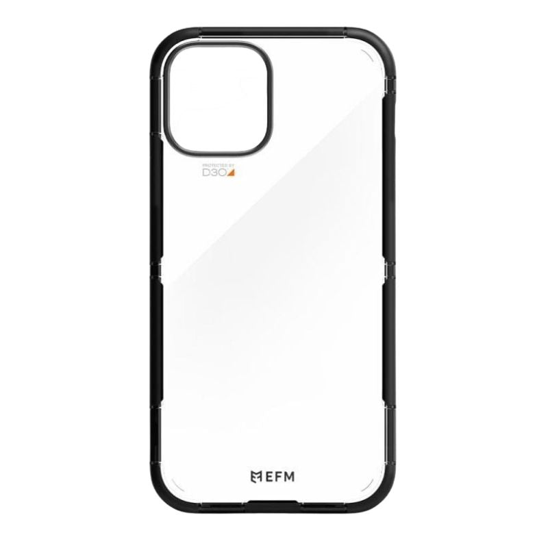EFM Cayman Case Armour 5G Signal Plus for iPhone 12 Pro Max - Black/Space Grey