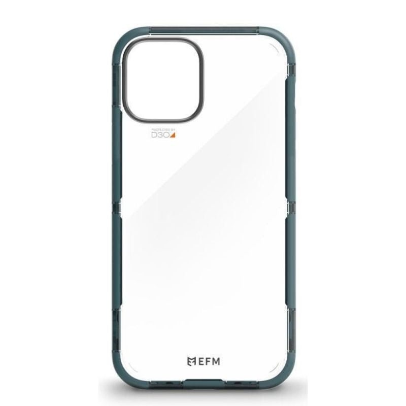 EFM Cayman Case Armour 5G Signal Plus for iPhone 12 Pro Max - Mediterranea/Space Grey