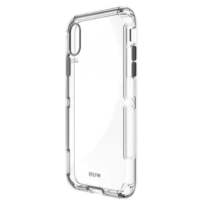 EFM Cayman D3O Case Armour For iPhone XR - Crystal