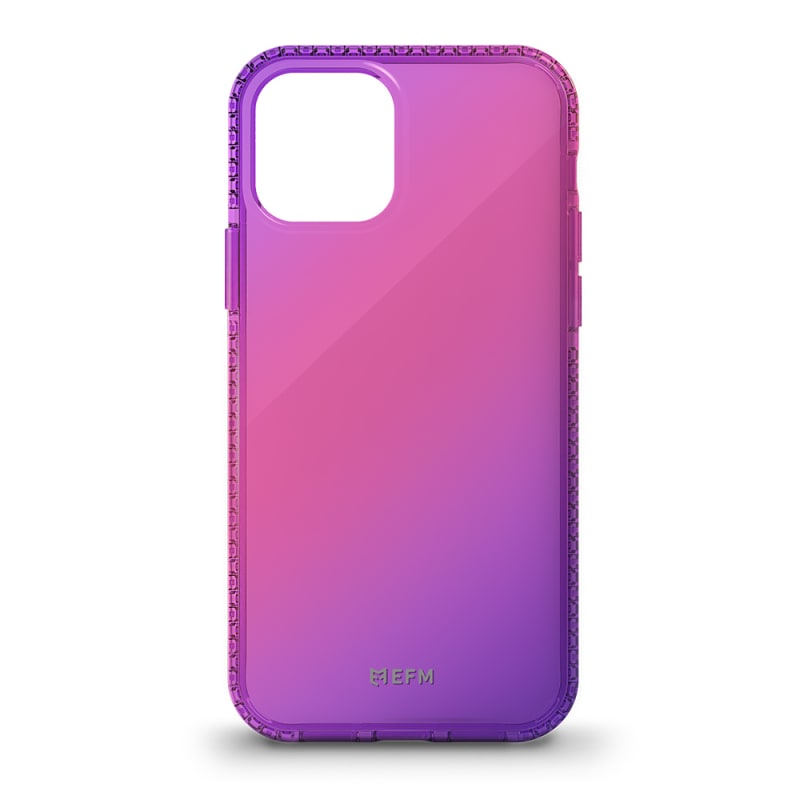 EFM Zurich Case Armour For iPhone 12/12 Pro - Berry Haze
