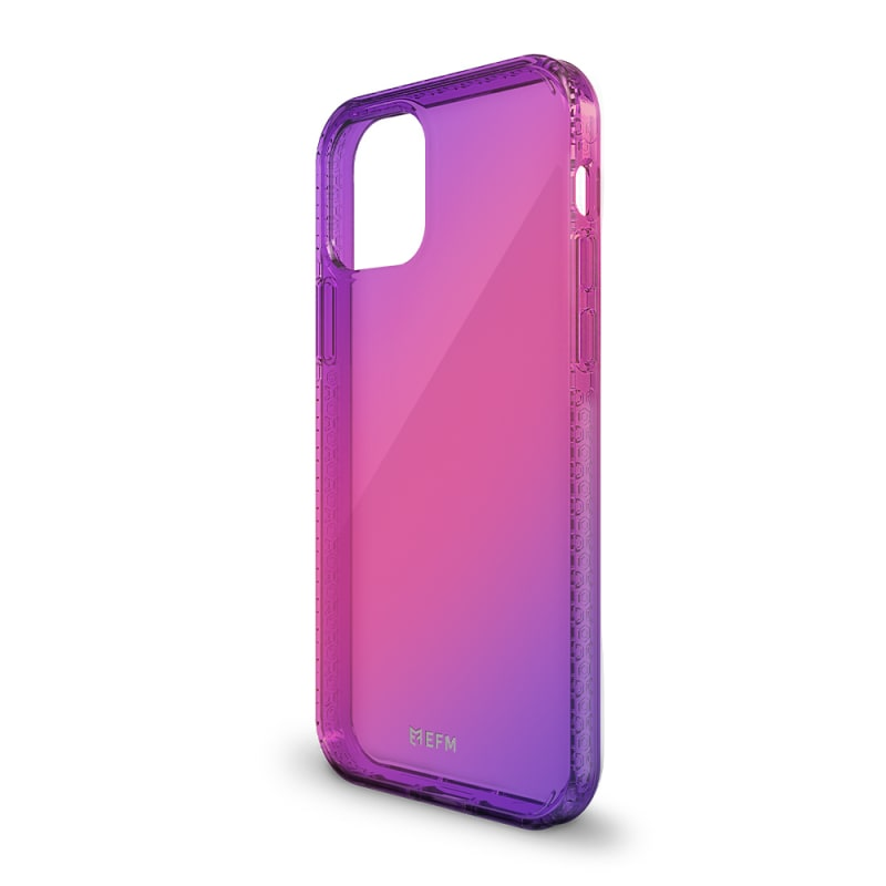 EFM Zurich Case Armour For iPhone 12/12 Pro - Berry Haze front side