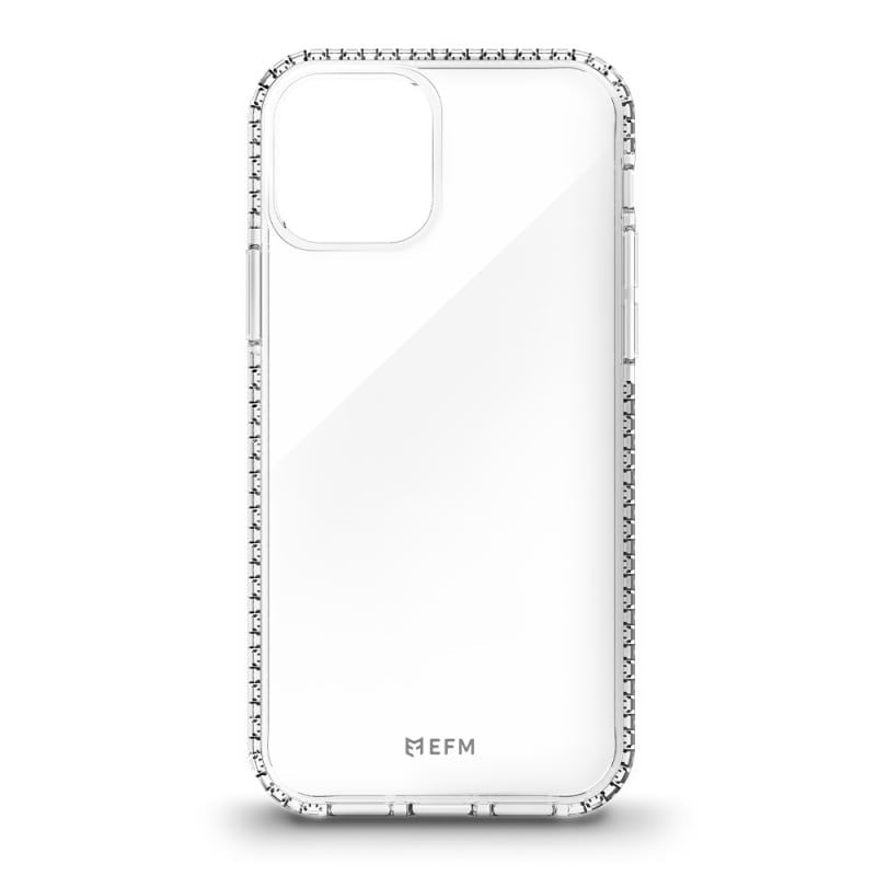 EFM Zurich Case Armour For iPhone 12 Pro Max - Clear