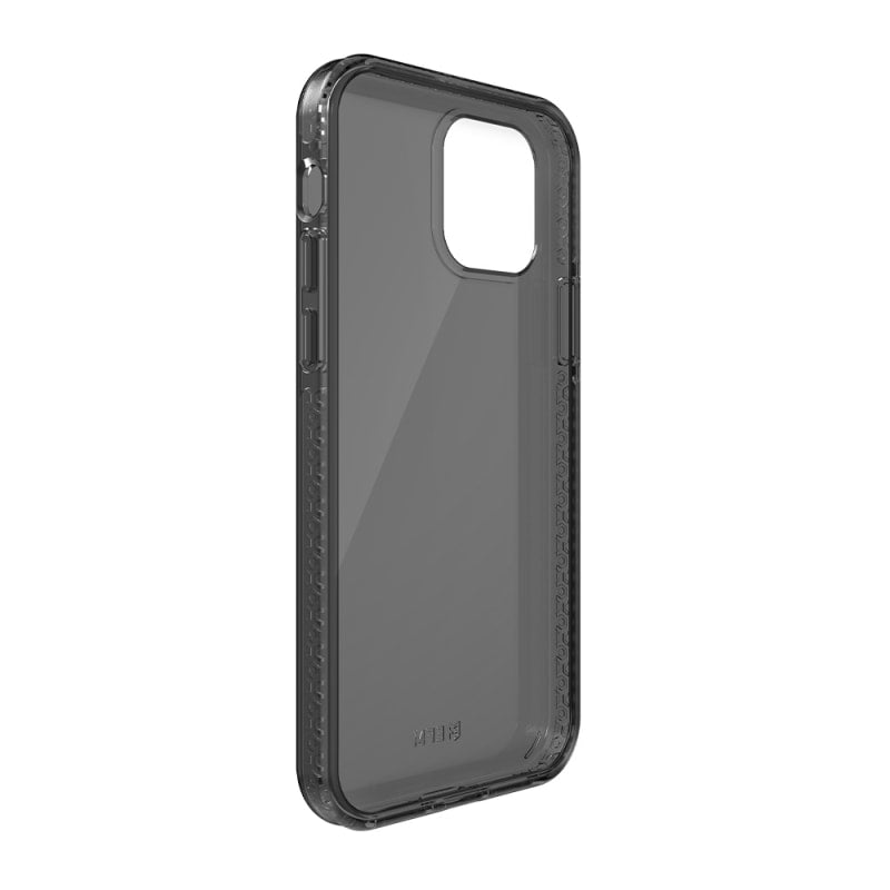 EFM Zurich Case Armour For iPhone 12 Pro Max - Smoke Black apple