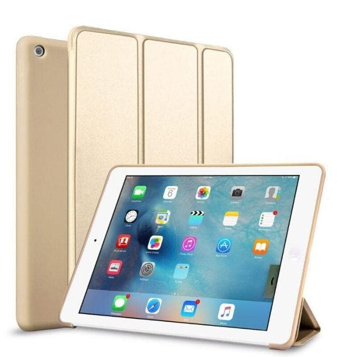 Flip Case for iPad Pro 9.7 inch (2017) gold