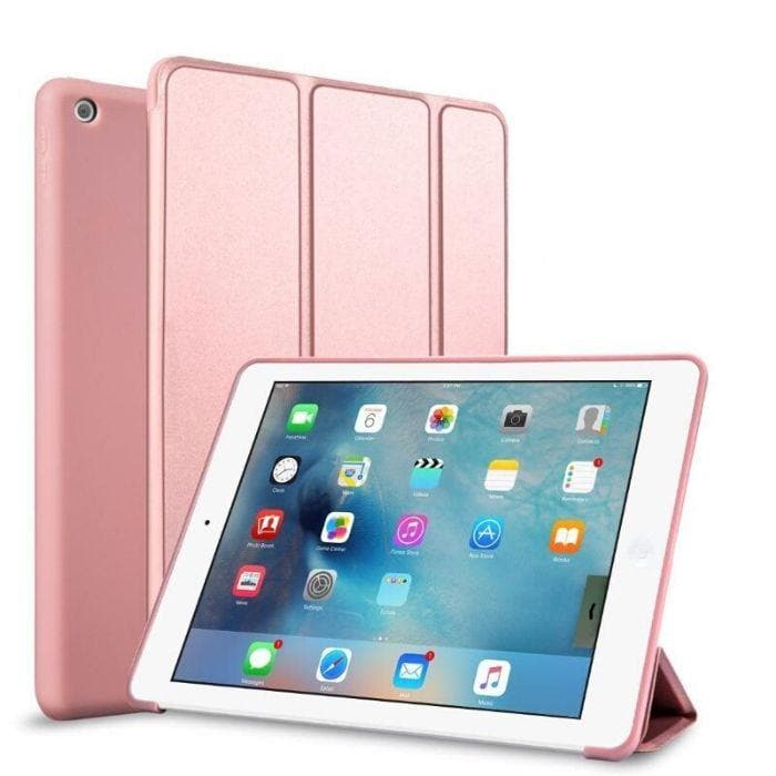 Flip Case for iPad Pro 9.7 inch (2018) rosegold