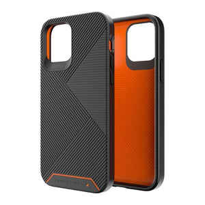 Gear4 D3O Battersea Case For iPhone 12/12 Pro - Black Apple