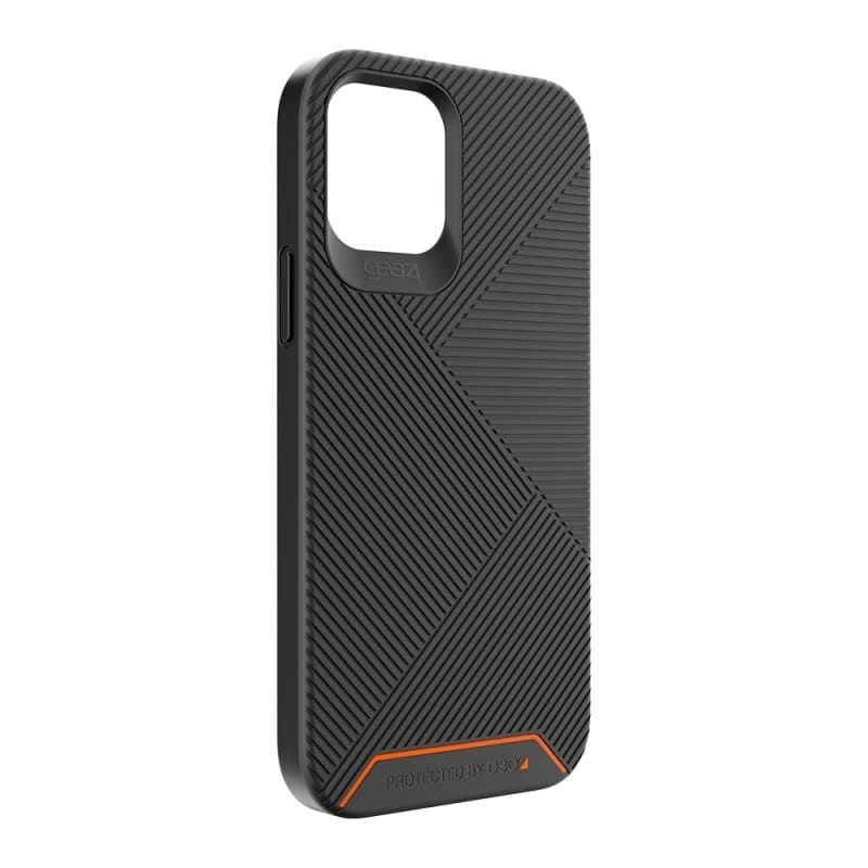 Gear4 D3O Battersea Case For iPhone 12/12 Pro - Black front