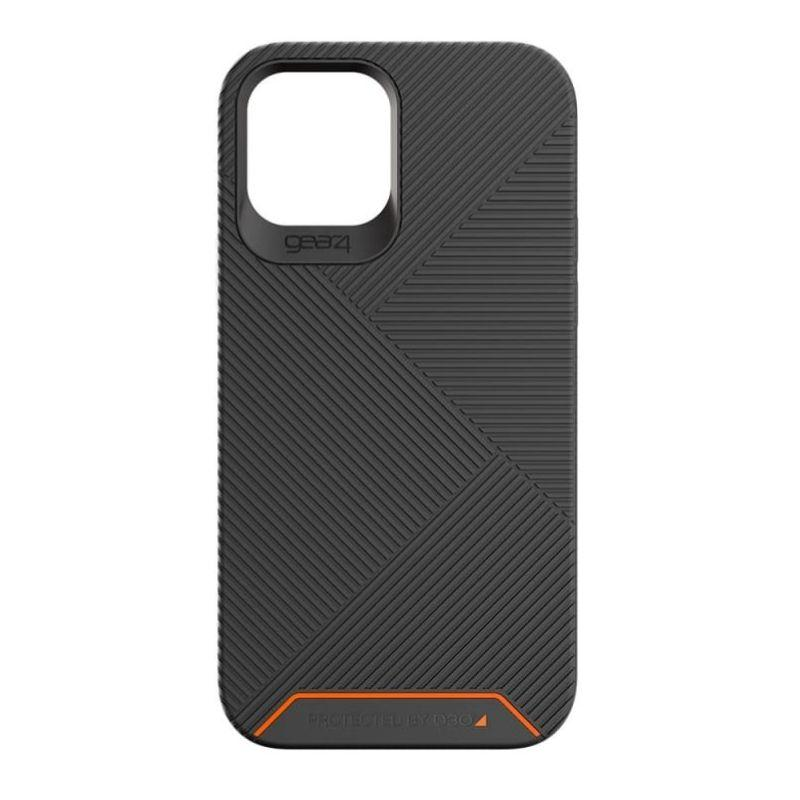 Gear4 D3O Battersea Case For iPhone 12 Pro Max - Black Apple