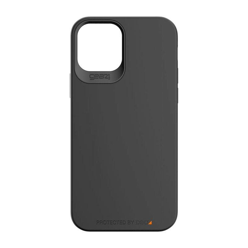 Gear4 D3O Holborn Slim Case For iPhone 12 Pro Max - Black