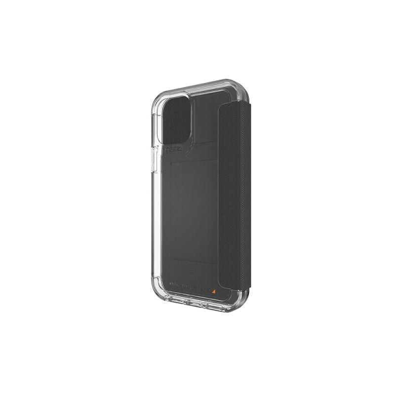 Gear4 D3O Wembley Flip Case For iPhone 12/12 Pro - Clear Apple