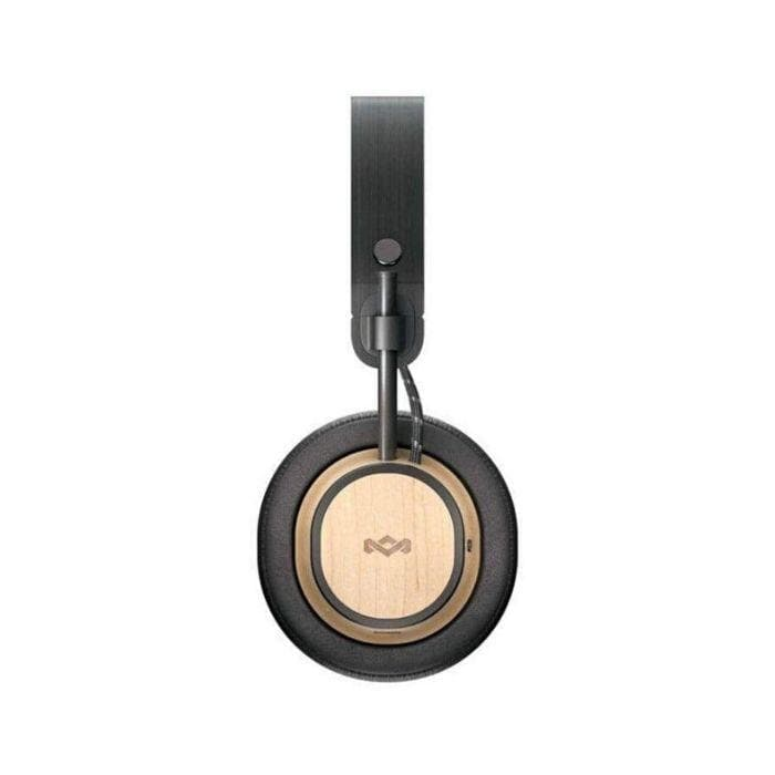 House of Marley Exodus Over Ear Bluetooth Headset side