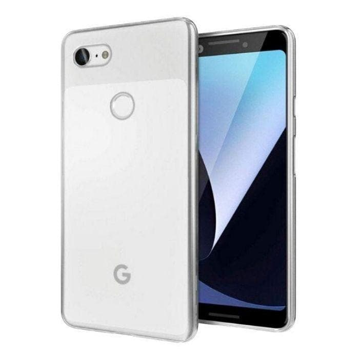 Jelly Case for Pixel 3 - Clear