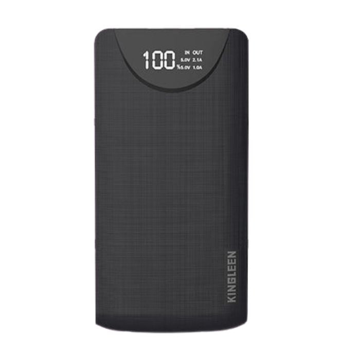 Kingleen 338S Business Power Bank - Black