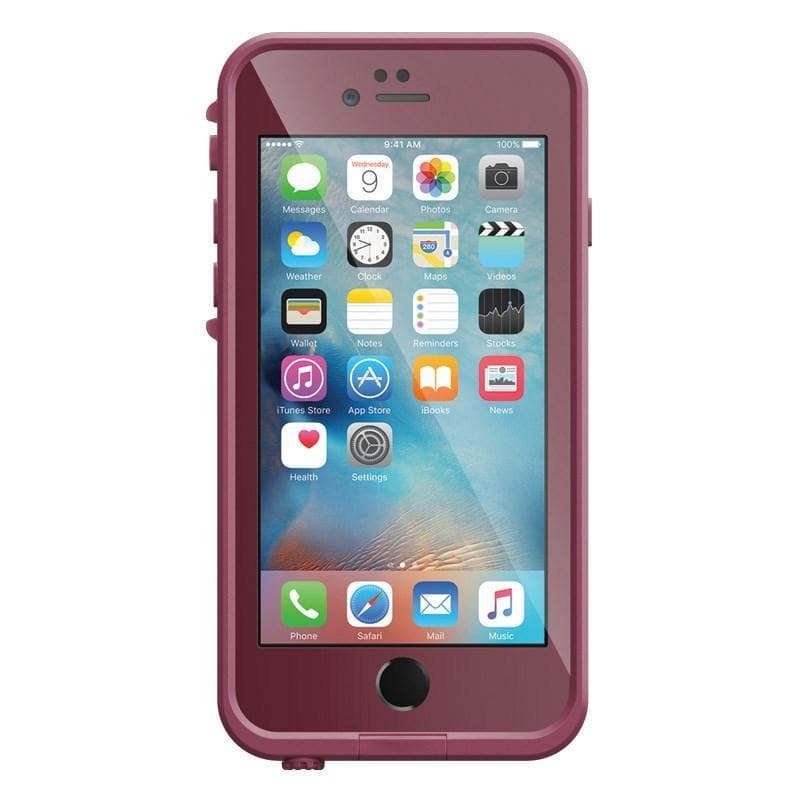 LIFEPROOF FRE CASE FOR IPHONE 6IPHONE 6S - CRUSHED PURPLE