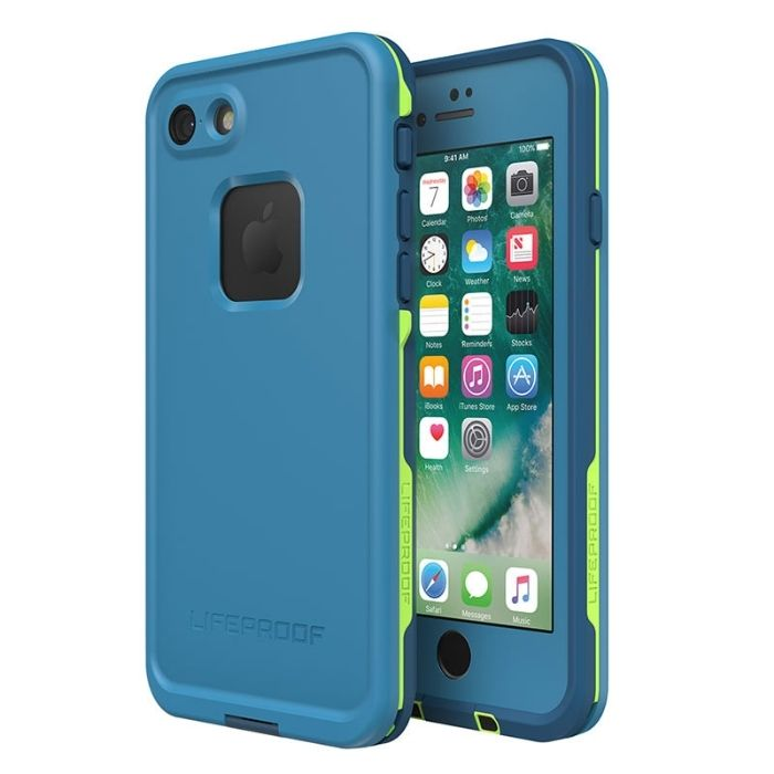 Lifeproof Fre Case for iPhone 8 - Cowabunga/Wave/Longboard