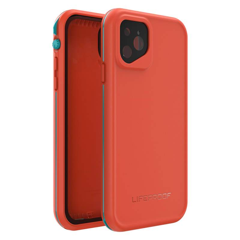 LifeProof Fre Case for iPhone 11 - Fire Sky devices