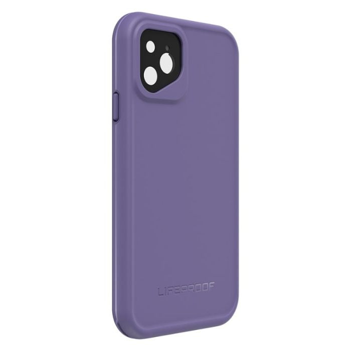 LifeProof Fre Case for iPhone 11 - Violet Vendetta snowproof