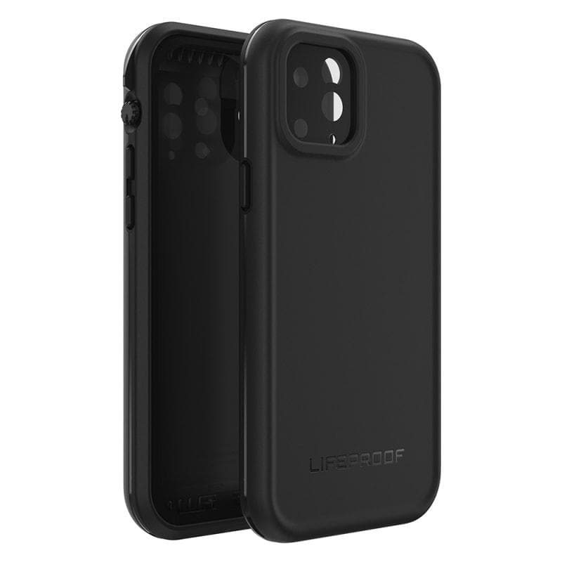 LifeProof Fre Case for iPhone 11 Pro Max - Black protectors